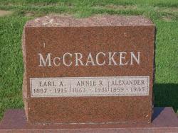 Annie Rebecca <i>Sharp</i> McCracken