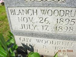 Blanche Woodruff