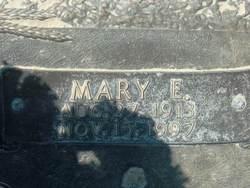 Mary Elizabeth <i>Burgardt</i> Baier