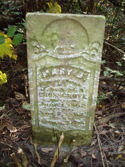 Mary B Crossgrove