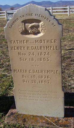 Henry H Dalrymple