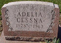 Adelia <i>Green</i> Cessna
