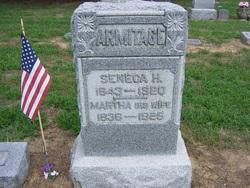 Pvt Seneca Harvey Armitage