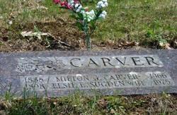 Elsie Evelyn <i>Sugden</i> Carver