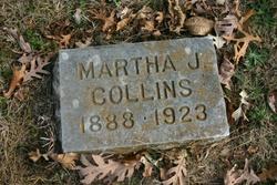 Martha Jane <i>Fullerton</i> Collins