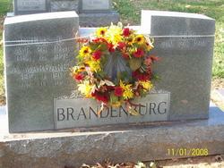 Anna Margaret <i>Werking</i> Brandenburg
