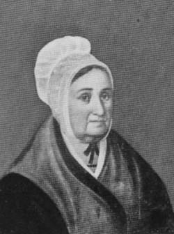 Elizabeth <i>Montjoy</i> Garrard