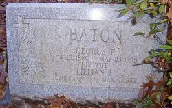 George F. Baton