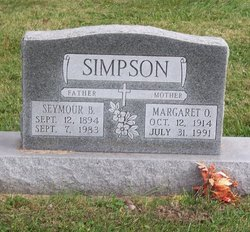 Seymour Bert Simpson