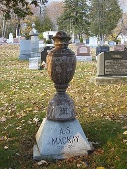 A. S. MacKay
