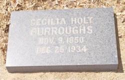 Cecilia Holt Burroughs