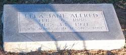 Ella Jane Allred