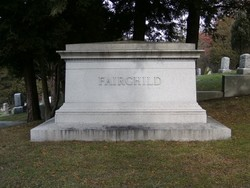 Sherman Mills Fairchild