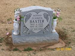 Ora Juanita Neat <i>Andrews</i> Baxter