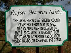 Shelby County Cemetery (defunct)