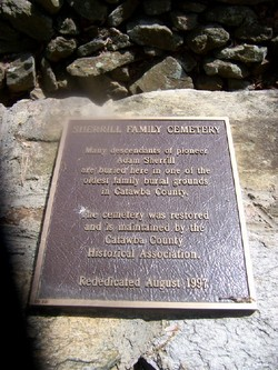 Sherrill Family Cemetery