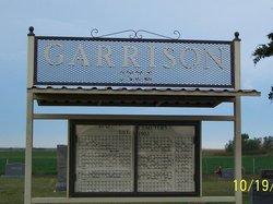 Garrison Cemetery