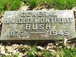 Harold Montfort Bush