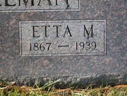 Etta Margaretha Ettie <i>Beenders</i> Grafelman