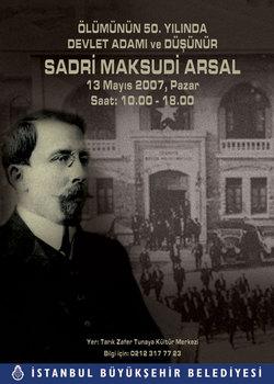 Sadri Maksudi Arsal