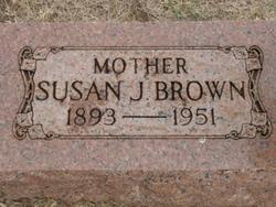 Susan Jett <i>Buffer (Bougher)</i> Brown