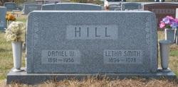 Daniel W Hill