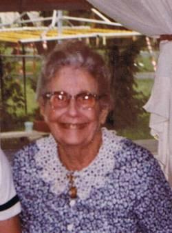 Hazel Marie Waggoner