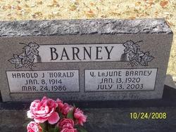 Harold J. Barney