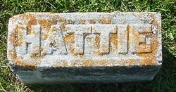 Hattie E. <i>Gilman</i> Allen
