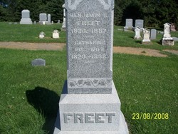 Benjamin Curtis Freet