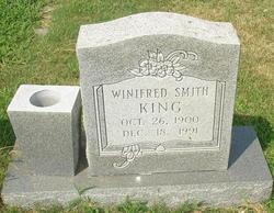 Charlotte Winifred <i>Smith</i> King