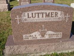 Clara Philomine <i>Holdheide</i> Luttmer