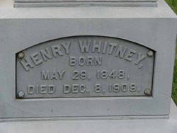 Henry Whitney