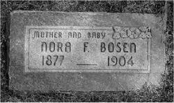 Nora <i>(Frederickson)</i> Bosen