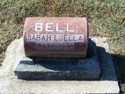Sarah Luella <i>Rutherford</i> Bell