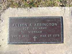Reuben R. Abbington