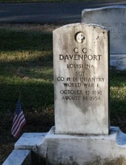 C C Davenport