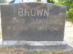 Catherine I. <i>Learned</i> Brown