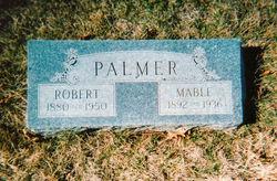 Mabel <i>Campbell</i> Palmer