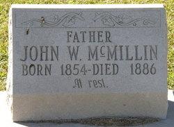 John W McMillin