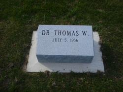 Dr Thomas W. Clark