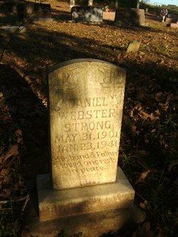 Daniel Webster Strong