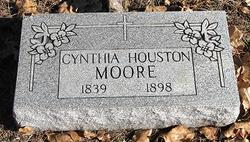Cynthia Lucretia <i>Houston</i> Moore