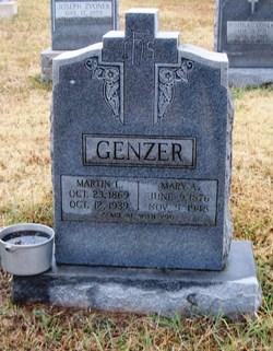 Martin Leopold Genzer