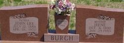 Irene <i>Hobbs</i> Burch