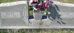 Cleo W <i>Wade</i> Withers