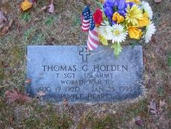 Tomas Gay Holden