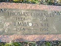 Emma <i>Ackroyd</i> Charnley
