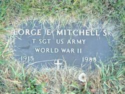 George Edward Mitchell