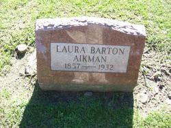 Laura <i>Barton</i> Aikman
